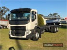 2019 Volvo FE Cab Chassis
