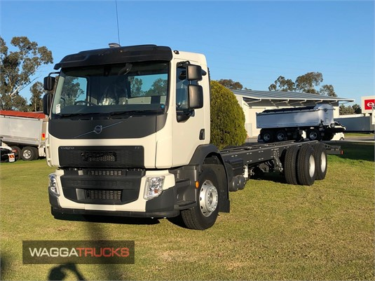 2019 Volvo FE Wagga Trucks - Trucks for Sale