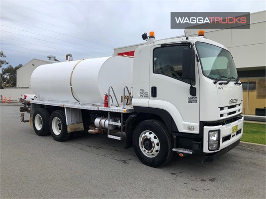 2010 Isuzu FVZ 1400 Wagga Trucks - Trucks for Sale