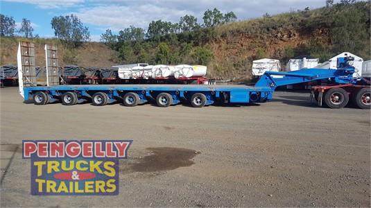 1997 Drake Low Loader Platform Pengelly Truck & Trailer Sales & Service - Trailers for Sale