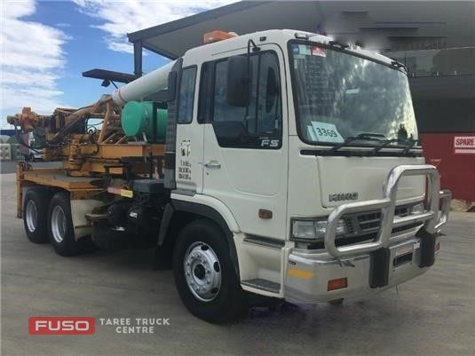 2000 Hino Ranger 50 FS Taree Truck Centre - Trucks for Sale