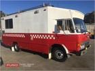 1984 Hino Ranger 6 FD Emergency Vehicles