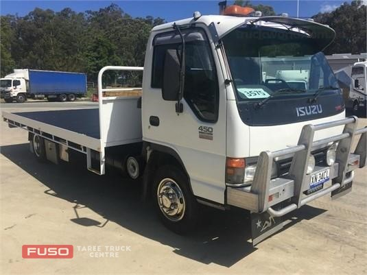 2004 Isuzu NQR 450 Taree Truck Centre - Trucks for Sale