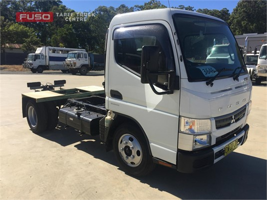 2017 Fuso Canter 515 Taree Truck Centre - Trucks for Sale