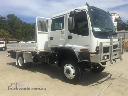 2007 Isuzu FTS 700 - Trucks for Sale