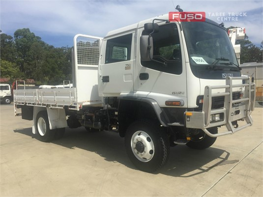 2007 Isuzu FTS 700 Taree Truck Centre - Trucks for Sale