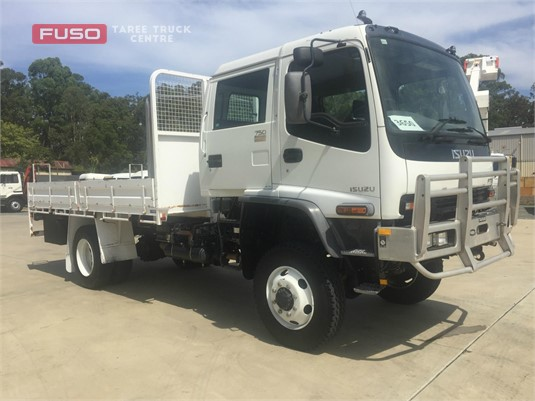 2007 Isuzu FTS 750 4x4 Taree Truck Centre - Trucks for Sale