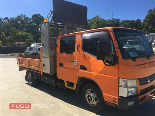 2012 Fuso Canter 515 Taree Truck Centre - Trucks for Sale