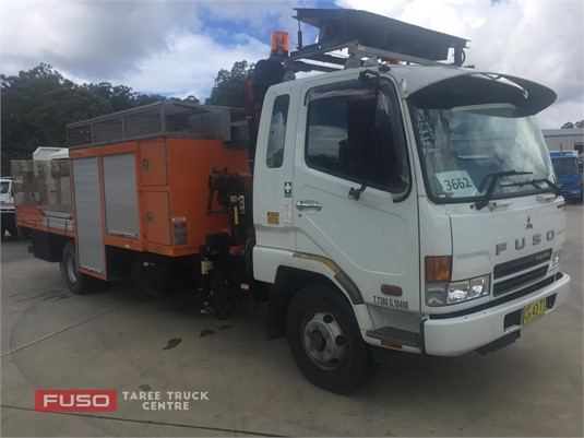 2006 Mitsubishi Fighter FK6.0 Taree Truck Centre - Trucks for Sale