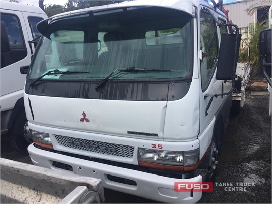 2003 Mitsubishi Canter Taree Truck Centre - Trucks for Sale