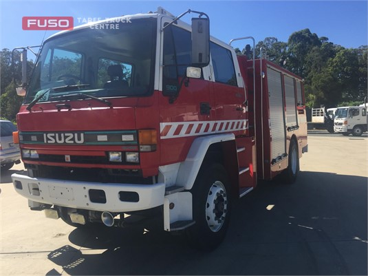1995 Isuzu FVR 900 Taree Truck Centre - Trucks for Sale