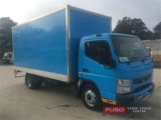 2013 Fuso Canter 815 Taree Truck Centre - Trucks for Sale