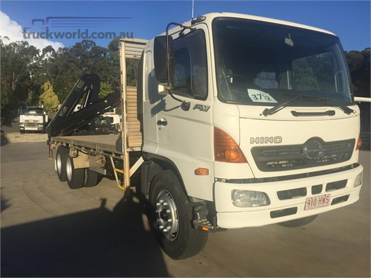 2004 Hino 500 Series 2628 FM Trucks for Sale