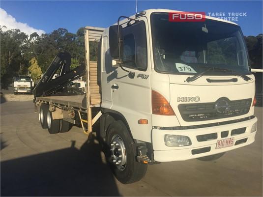 2004 Hino 500 Series 2628 FM Taree Truck Centre - Trucks for Sale