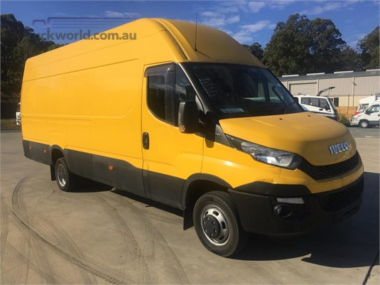 2017 Iveco Daily 50c17 Trucks for Sale