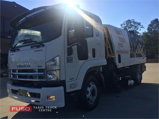 2011 Isuzu FSR 850 Taree Truck Centre - Trucks for Sale
