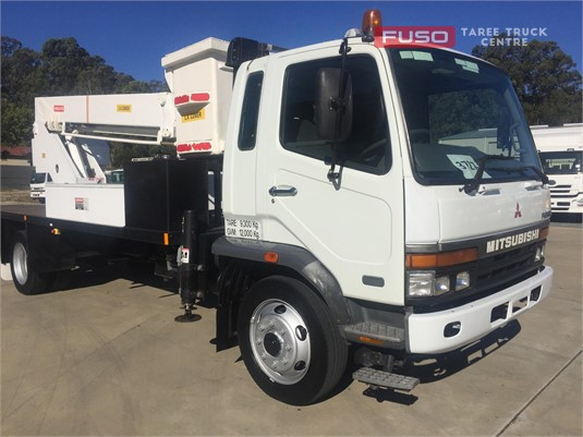 2000 Mitsubishi FK618 Taree Truck Centre - Trucks for Sale