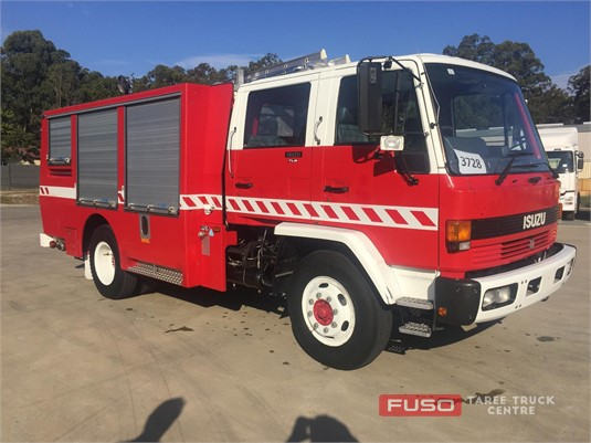 1992 Isuzu FTR 800 Taree Truck Centre - Trucks for Sale