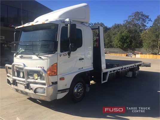 2013 Hino Ranger 6 FD Taree Truck Centre - Trucks for Sale