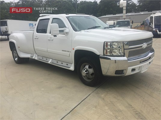 2007 Chevrolet Silverado HD3500 Taree Truck Centre - Light Commercial for Sale