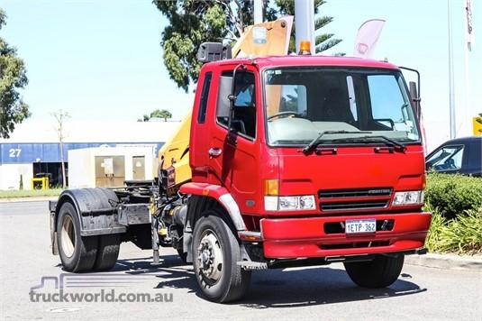 2005 Mitsubishi FM600 WA Hino - Trucks for Sale