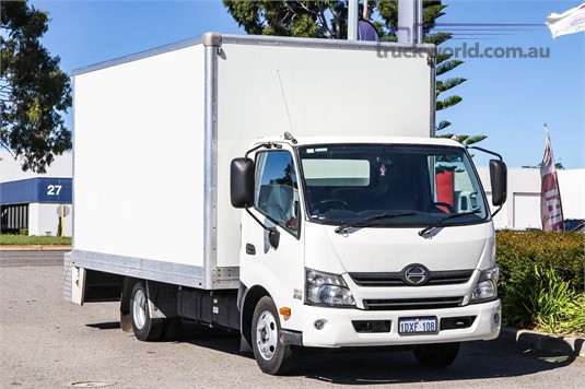 2012 Hino 300 Series 616 WA Hino - Trucks for Sale