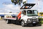 2009 Fuso other Crane Truck