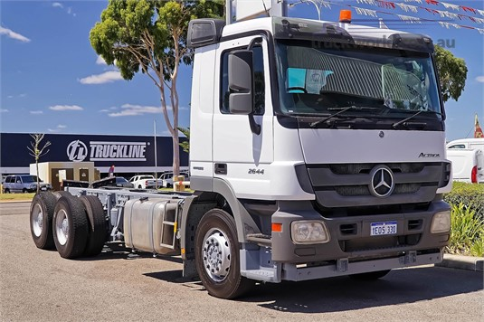 2014 Mercedes Benz Actros 2644 WA Hino - Trucks for Sale