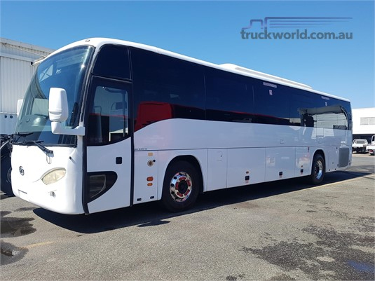 2012 Higer 12.3M Roadboss 57 Seat WA Hino - Buses for Sale