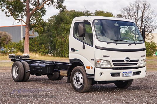 2008 Hino 300 Series 916 WA Hino - Trucks for Sale