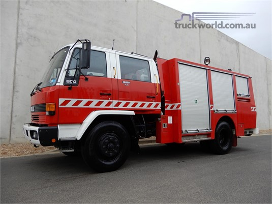 1992 Isuzu FTR 800 Trucks for Sale