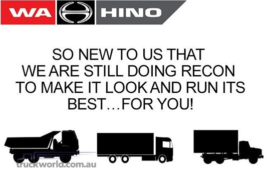 2011 Hino 300 Series 716 WA Hino - Trucks for Sale