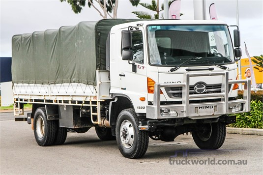 2012 Hino 500 Series 1322 GT WA Hino - Trucks for Sale