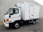 Hyundai HD65 4x2|Refrigerated