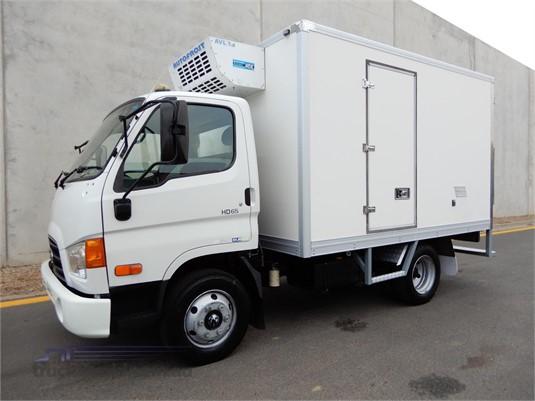 2010 Hyundai HD65 Trucks for Sale