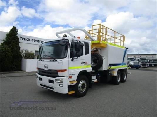 2018 UD PW252 - Trucks for Sale