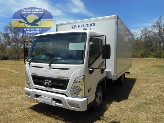 2019 Hyundai Mighty EX6 MWB Truck Centre WA - Trucks for Sale