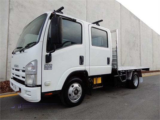2010 Isuzu NNR 200 Trucks for Sale