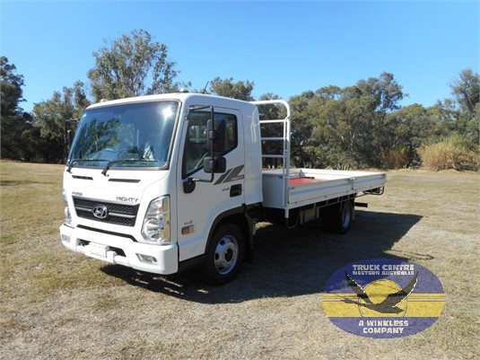 2018 Hyundai EX8 Truck Centre WA - Trucks for Sale