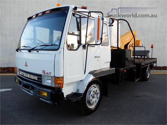 1989 Mitsubishi FK417 Trucks for Sale