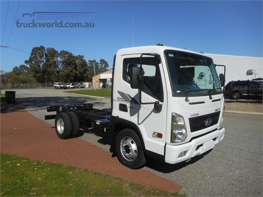 2019 Hyundai EX4 - Trucks for Sale
