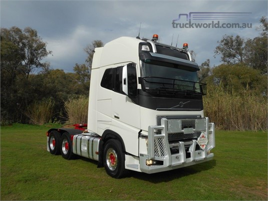 2014 Volvo FH16 Trucks for Sale