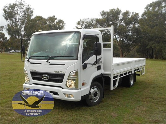 2018 Hyundai EX4 Truck Centre WA - Trucks for Sale