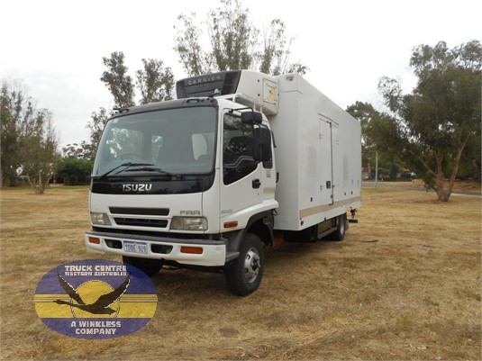 2003 Isuzu FRR 500 Truck Centre WA - Trucks for Sale