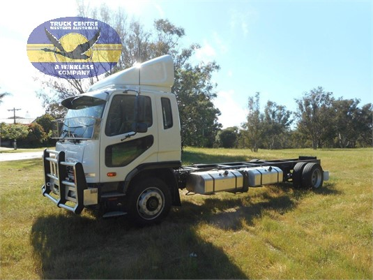 2011 Fuso FM600 Truck Centre WA - Trucks for Sale