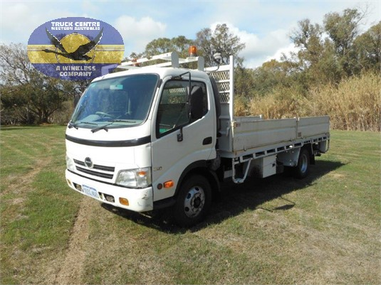 2009 Hino 300 Series 816 Truck Centre WA - Trucks for Sale