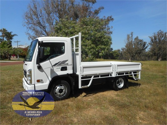 2018 Hyundai Mighty EX6 SWB Truck Centre WA - Trucks for Sale