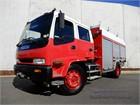 Isuzu FTR 800 4x2|Water Truck