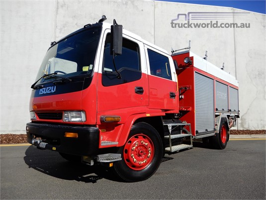 1997 Isuzu FTR 800 Trucks for Sale