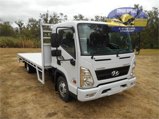 2017 Hyundai Mighty EX8 XLWB Truck Centre WA - Trucks for Sale